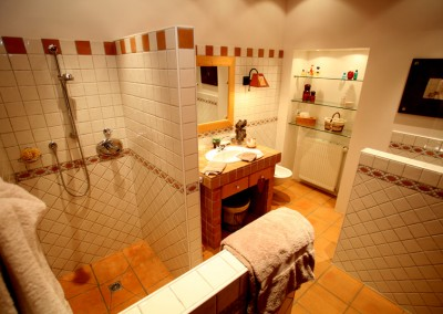Alpage-salle de bain