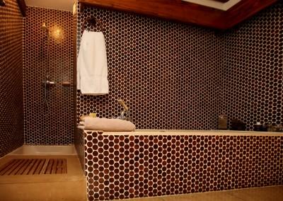 Horloger-baignoire et douche