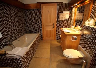 Horloger-salle de bain entière